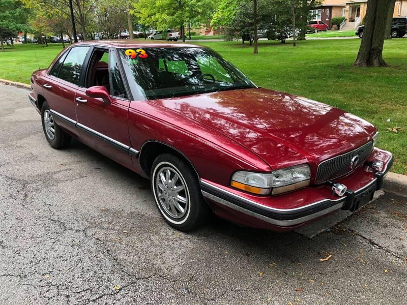 1993 buick lesabre custom 4dr sedan in chicago il - apollo motors inc