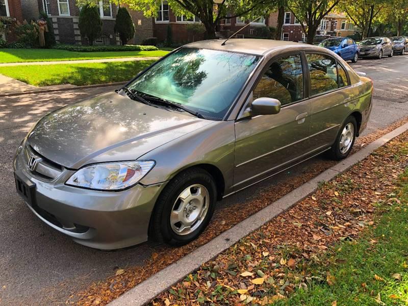 2004 Honda Civic Hybrid 4dr Sedan   Chicago IL