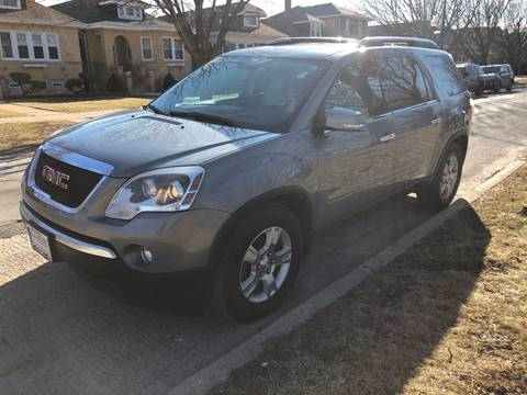 2008 GMC Acadia for sale in Chicago, IL