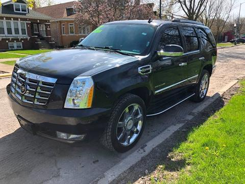 Used Cadillac Escalade For Sale >> 2012 Cadillac Escalade Hybrid For Sale In Chicago Il