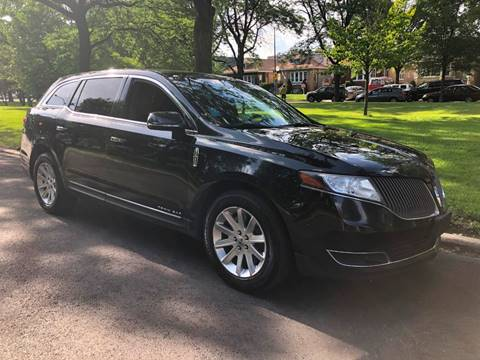 2015 Lincoln MKT Town Car for sale in Chicago, IL