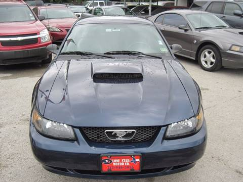 2002 Ford Mustang for sale in South Houston, TX