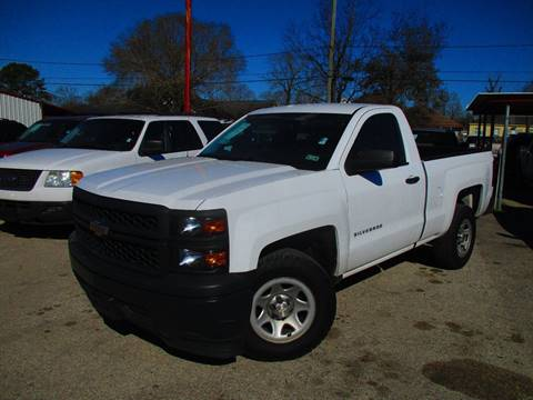 2014 Chevrolet Silverado 1500 for sale in South Houston, TX