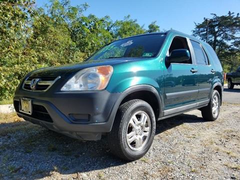 2003 Honda CR-V for sale in Bayville, NJ
