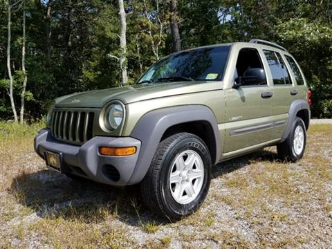 2004 Jeep Liberty for sale in Bayville NJ
