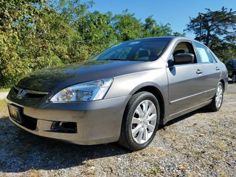 2007 Honda Accord for sale in Bayville NJ