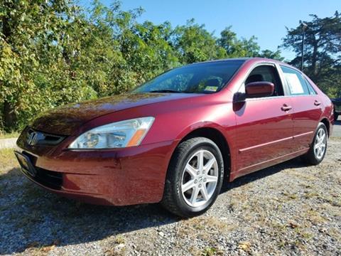 2004 Honda Accord for sale in Bayville NJ