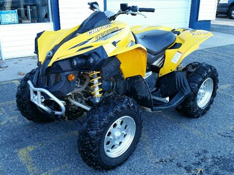 2007 Can-Am Renegade