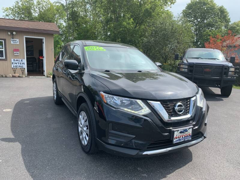 2017 Nissan Rogue AWD S 4dr Crossover - Amsterdam NY