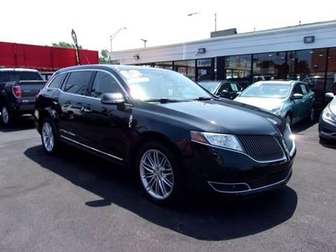 2013 Lincoln MKT for sale in Cicero, IL