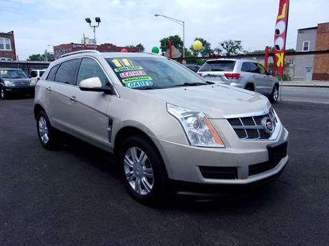 2011 Cadillac SRX for sale in Cicero, IL