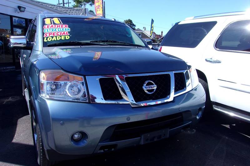 2011 Nissan Armada For Sale At DRIVE TODAY! In Cicero IL