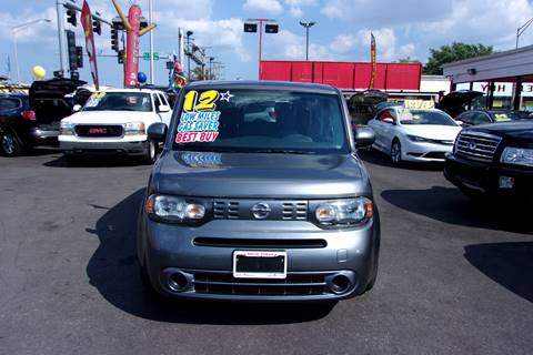 2012 Nissan cube for sale in Cicero, IL