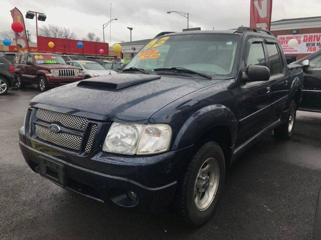 Ford Explorer Sport Trac XLS In Cicero IL DRIVE TODAY - 2003 explorer