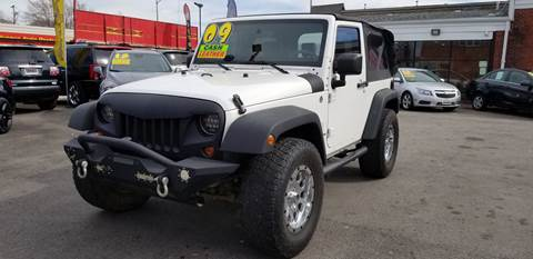 2009 Jeep Wrangler for sale in Cicero, IL