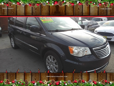 2013 Chrysler Town and Country for sale in Cicero, IL