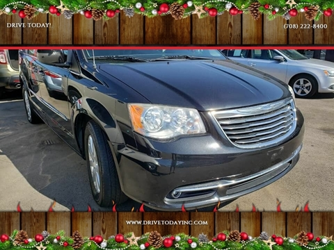 2014 Chrysler Town and Country for sale in Cicero, IL