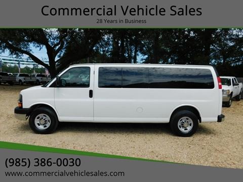 2014 Chevrolet Express Passenger for sale in Ponchatoula, LA