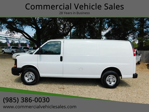 2015 Chevrolet Express Cargo for sale in Ponchatoula, LA