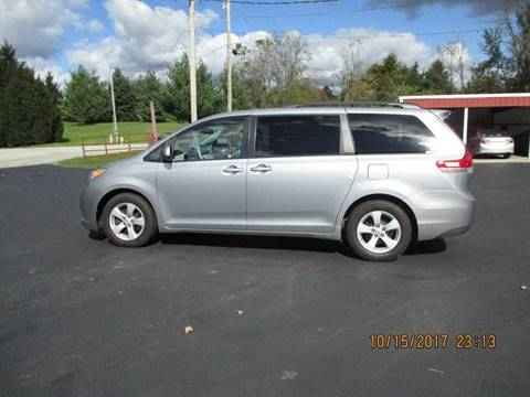 2011 Toyota Sienna for sale in Brookville, IN