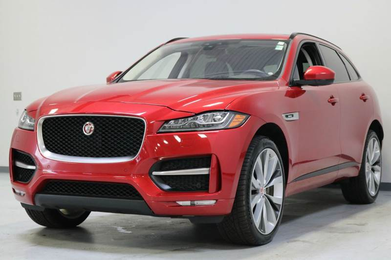 2017 jaguar f-pace awd 35t r-sport 4dr suv in troy mi - city of cars