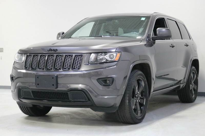 2015 jeep grand cherokee altitude 4x4 4dr suv in troy mi city of cars. Black Bedroom Furniture Sets. Home Design Ideas