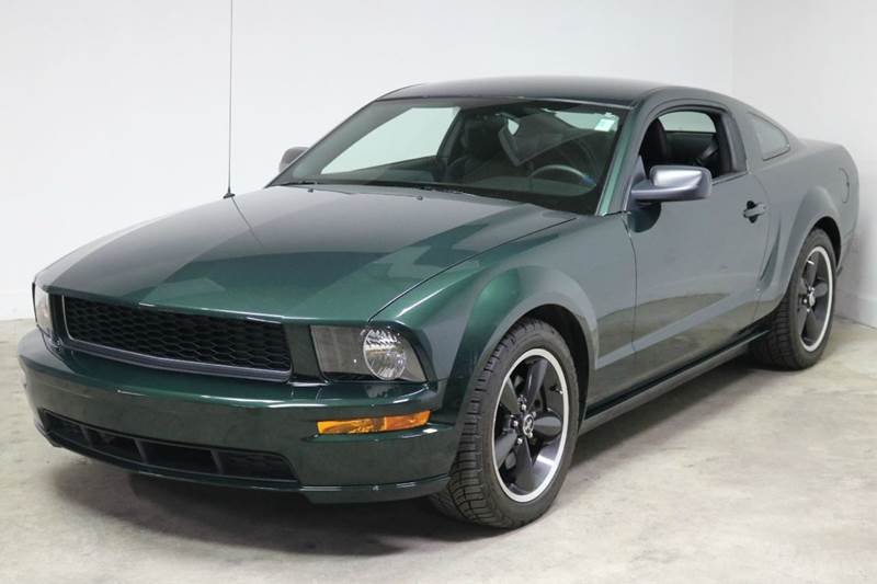 2008 Ford Mustang Bullitt 2dr Fastback In Troy Mi City Of Cars