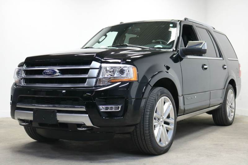 2016 Ford Expedition Platinum 4x4 4dr Suv In Troy Mi City Of Cars