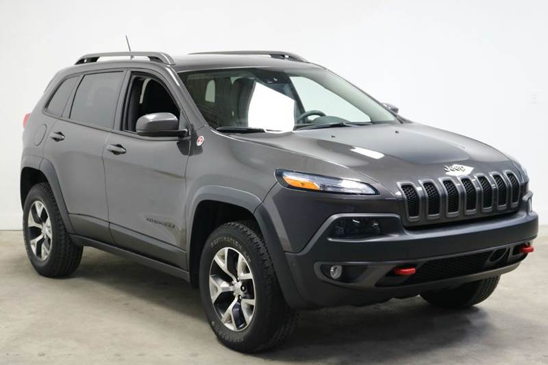 2014 Jeep Cherokee Trailhawk 4x4 4dr Suv In Troy Mi City Of Cars