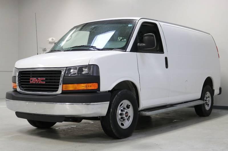 cd9716e963 2015 Gmc Savana Cargo 2500 3dr Cargo Van w 1WT In Troy MI - City of Cars