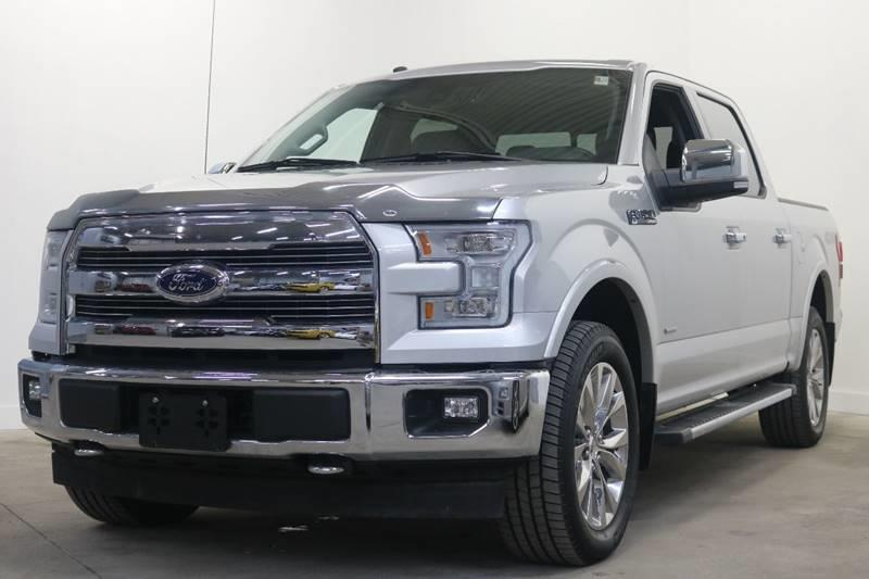 2017 ford f 150 4x4 lariat 4dr supercrew 5 5 ft sb in troy mi city of cars. Black Bedroom Furniture Sets. Home Design Ideas