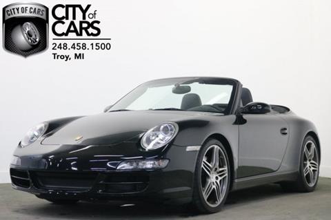 2008 Porsche 911 for sale in Troy, MI