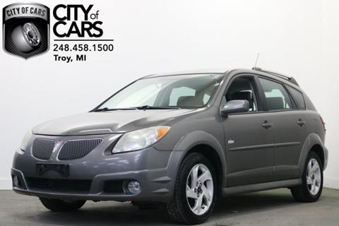 2007 Pontiac Vibe for sale in Troy, MI