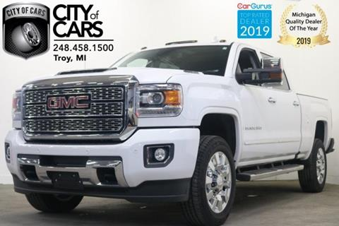 2019 GMC Sierra 2500HD for sale in Troy, MI
