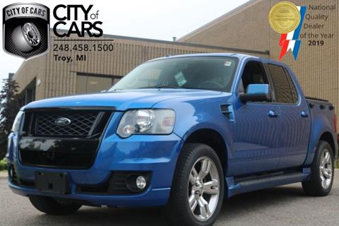 2010 Ford Explorer Sport Trac for sale in Troy, MI