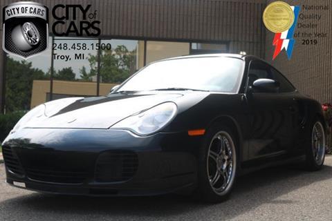 2002 Porsche 911 for sale in Troy, MI