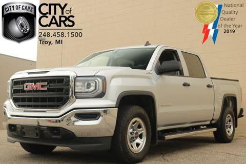 2016 GMC Sierra 1500 for sale in Troy, MI
