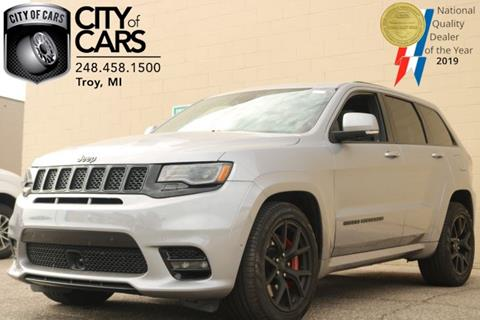 2019 Jeep Grand Cherokee for sale in Troy, MI