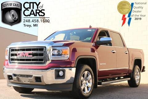 2014 GMC Sierra 1500 for sale in Troy, MI