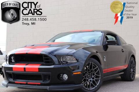 2013 Ford Shelby GT500 for sale in Troy, MI