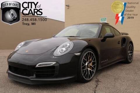 2014 Porsche 911 for sale in Troy, MI