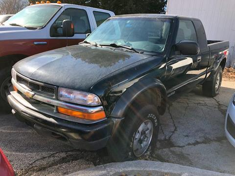 Used Trucks For Sale In Iowa >> 2001 Chevrolet S 10 For Sale In Des Moines Ia