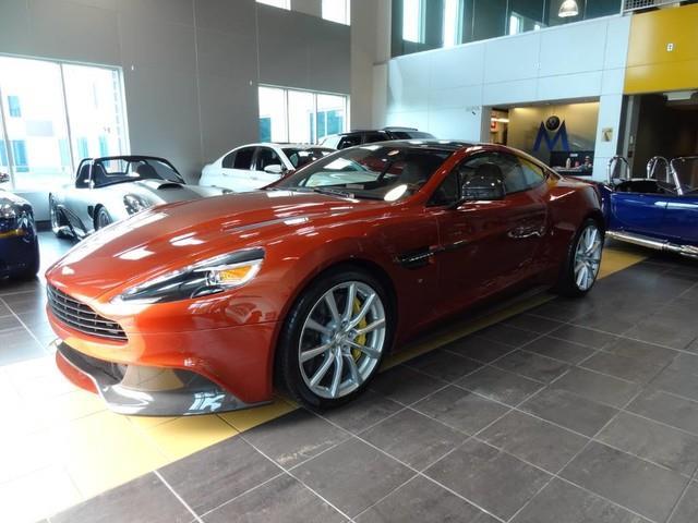 2017 Aston Martin Vanquish for sale at Motorcars Washington in Chantilly VA