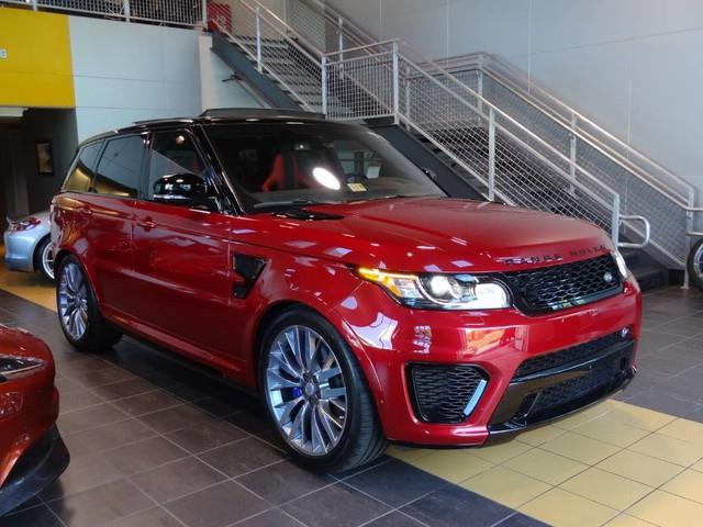 2016 Land Rover Range Rover Sport for sale at Motorcars Washington in Chantilly VA