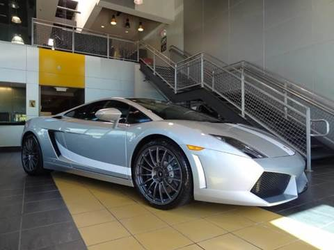 2010 Lamborghini Gallardo for sale at Motorcars Washington in Chantilly VA