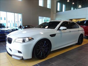 2014 BMW M5 for sale at Motorcars Washington in Chantilly VA