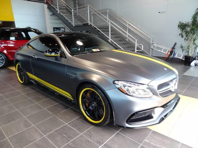 2017 Mercedes-Benz C-Class for sale at Motorcars Washington in Chantilly VA