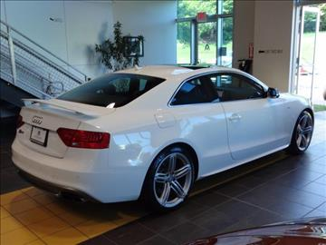2013 Audi S5 for sale at Motorcars Washington in Chantilly VA