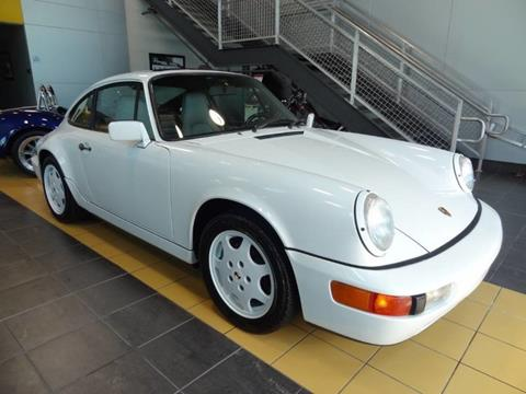 1990 Porsche 911 for sale at Motorcars Washington in Chantilly VA