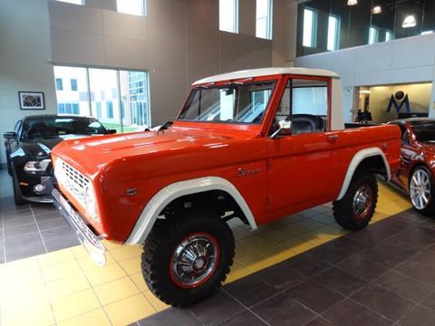 1968 Ford Bronco for sale in Sterling, VA